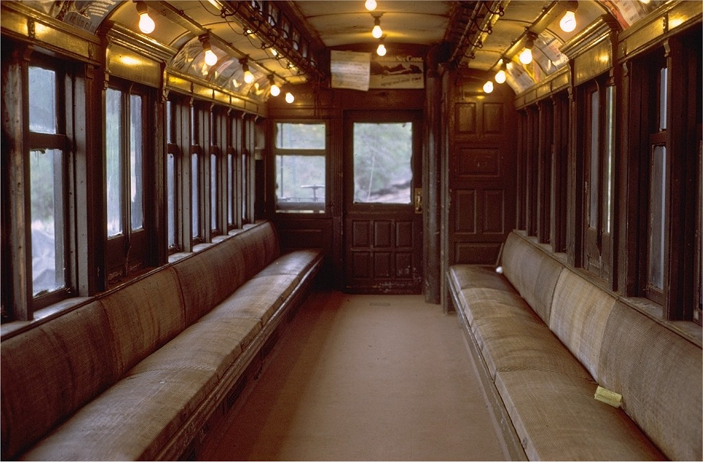 (195k, 1024x673)<br><b>Country:</b> United States<br><b>City:</b> East Haven/Branford, Ct.<br><b>System:</b> Shore Line Trolley Museum <br><b>Car:</b> BMT Elevated Gate Car 659 <br><b>Photo by:</b> Joe Testagrose<br><b>Date:</b> 5/22/1971<br><b>Viewed (this week/total):</b> 4 / 3192