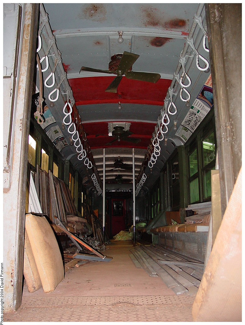 (225k, 788x1044)<br><b>Country:</b> United States<br><b>City:</b> East Haven/Branford, Ct.<br><b>System:</b> Shore Line Trolley Museum <br><b>Car:</b> Hi-V 3662 <br><b>Photo by:</b> David Pirmann<br><b>Date:</b> 11/14/2004<br><b>Viewed (this week/total):</b> 0 / 2300