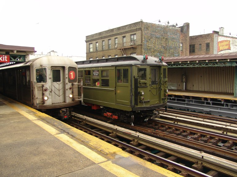 (106k, 768x576)<br><b>Country:</b> United States<br><b>City:</b> New York<br><b>System:</b> New York City Transit<br><b>Line:</b> IRT West Side Line<br><b>Location:</b> 238th Street <br><b>Route:</b> Fan Trip<br><b>Car:</b> R-62A (Bombardier, 1984-1987)  2451 <br><b>Photo by:</b> Richard Panse<br><b>Date:</b> 11/21/2004<br><b>Viewed (this week/total):</b> 7 / 3705