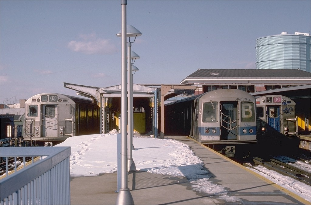 (170k, 1024x675)<br><b>Country:</b> United States<br><b>City:</b> New York<br><b>System:</b> New York City Transit<br><b>Location:</b> Coney Island/Stillwell Avenue<br><b>Route:</b> B<br><b>Car:</b> R-42 (St. Louis, 1969-1970)  4619 <br><b>Photo by:</b> Joe Testagrose<br><b>Date:</b> 2/12/1978<br><b>Viewed (this week/total):</b> 0 / 4274