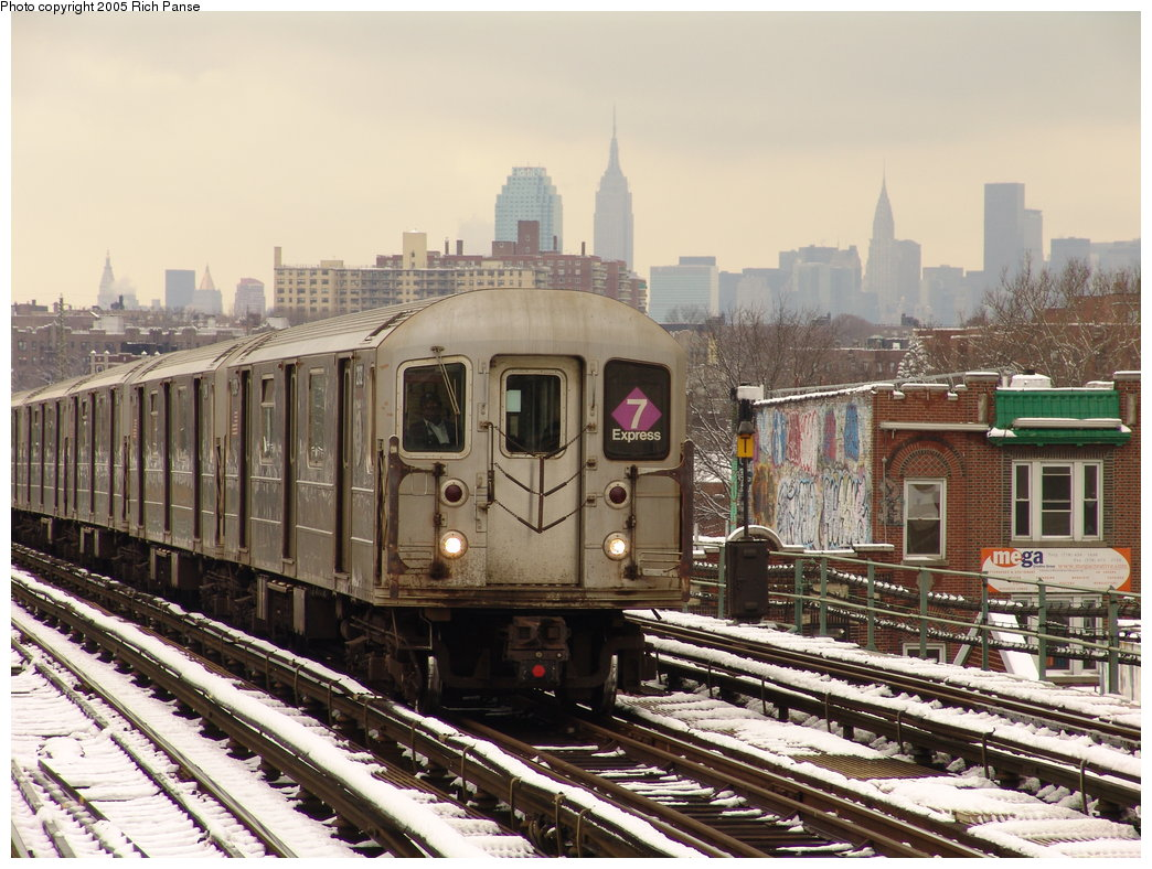 (216k, 1044x788)<br><b>Country:</b> United States<br><b>City:</b> New York<br><b>System:</b> New York City Transit<br><b>Line:</b> IRT Flushing Line<br><b>Location:</b> 74th Street/Broadway <br><b>Route:</b> 7<br><b>Car:</b> R-62A (Bombardier, 1984-1987)  2132 <br><b>Photo by:</b> Richard Panse<br><b>Date:</b> 3/1/2005<br><b>Viewed (this week/total):</b> 0 / 2713