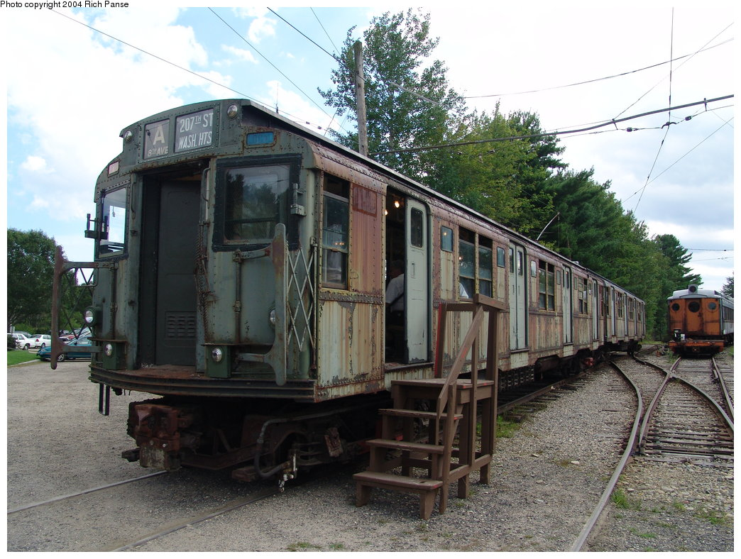 (235k, 1044x788)<br><b>Country:</b> United States<br><b>City:</b> Kennebunk, ME<br><b>System:</b> Seashore Trolley Museum <br><b>Car:</b> R-7 (American Car & Foundry, 1937)  1440 <br><b>Photo by:</b> Richard Panse<br><b>Date:</b> 9/4/2004<br><b>Viewed (this week/total):</b> 11 / 2726