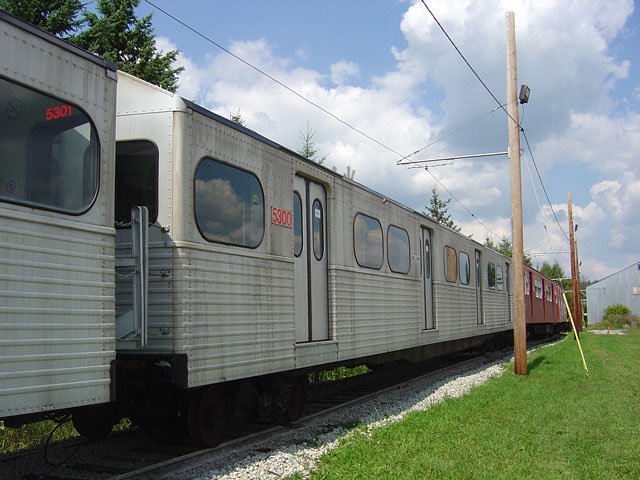 (103k, 640x480)<br><b>Country:</b> Canada<br><b>City:</b> Toronto<br><b>System:</b> Halton County Radial Railway <br><b>Car:</b>  5300 <br><b>Photo by:</b> Michael Tricarico<br><b>Date:</b> 8/16/2004<br><b>Viewed (this week/total):</b> 0 / 1925