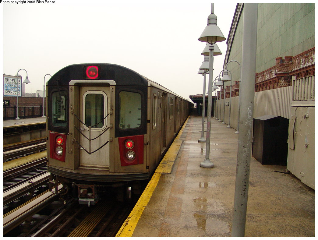 (188k, 1044x788)<br><b>Country:</b> United States<br><b>City:</b> New York<br><b>System:</b> New York City Transit<br><b>Line:</b> IRT Woodlawn Line<br><b>Location:</b> Kingsbridge Road <br><b>Route:</b> 4<br><b>Car:</b> R-142 (Option Order, Bombardier, 2002-2003)  7111 <br><b>Photo by:</b> Richard Panse<br><b>Date:</b> 3/20/2005<br><b>Viewed (this week/total):</b> 3 / 4080
