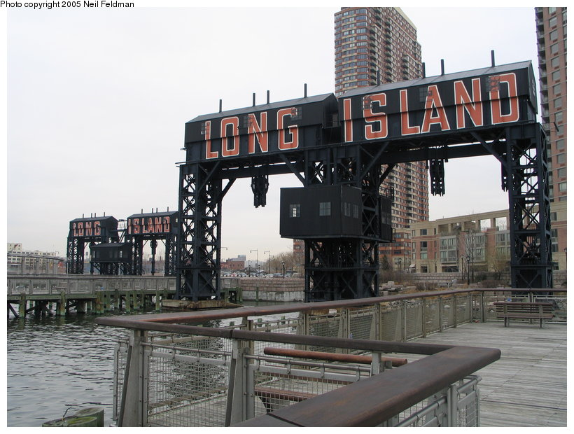 (130k, 820x620)<br><b>Country:</b> United States<br><b>City:</b> New York<br><b>System:</b> Long Island Rail Road<br><b>Line:</b> LIRR Long Island City<br><b>Location:</b> Long Island City <br><b>Photo by:</b> Neil Feldman<br><b>Date:</b> 3/25/2005<br><b>Viewed (this week/total):</b> 2 / 3551