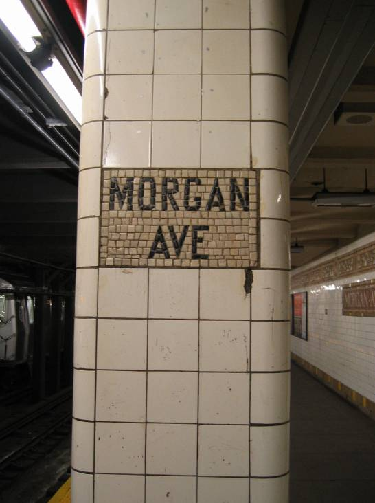 (38k, 546x732)<br><b>Country:</b> United States<br><b>City:</b> New York<br><b>System:</b> New York City Transit<br><b>Line:</b> BMT Canarsie Line<br><b>Location:</b> Morgan Avenue <br><b>Photo by:</b> Robbie Rosenfeld<br><b>Date:</b> 5/17/2005<br><b>Viewed (this week/total):</b> 5 / 2570