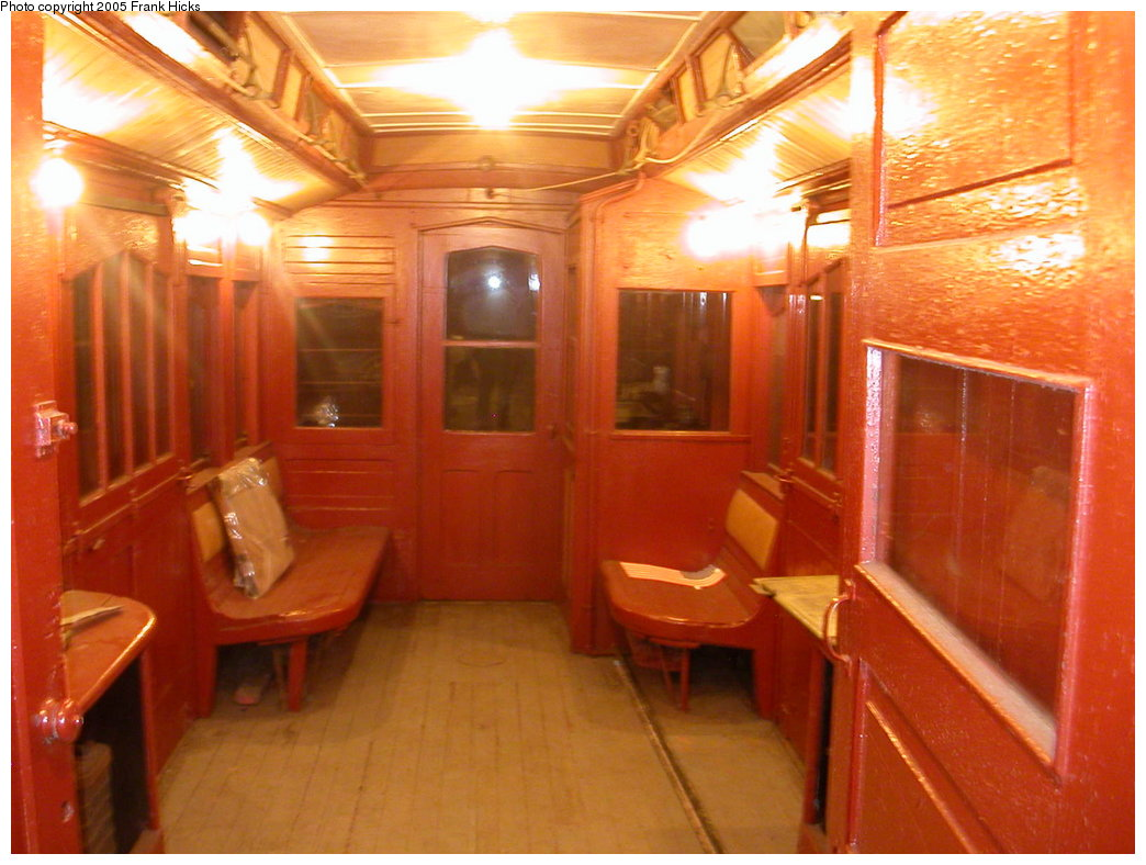 (199k, 1044x788)<br><b>Country:</b> United States<br><b>City:</b> East Haven/Branford, Ct.<br><b>System:</b> Shore Line Trolley Museum <br><b>Car:</b> Money Car G <br><b>Photo by:</b> Frank Hicks<br><b>Date:</b> 5/21/2005<br><b>Viewed (this week/total):</b> 1 / 3511