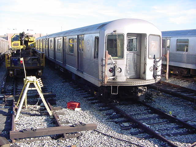 (61k, 640x480)<br><b>Country:</b> United States<br><b>City:</b> New York<br><b>System:</b> New York City Transit<br><b>Location:</b> East New York Yard/Shops<br><b>Car:</b> R-42 (St. Louis, 1969-1970)  4806 <br><b>Photo by:</b> Salaam Allah<br><b>Date:</b> 9/22/2002<br><b>Viewed (this week/total):</b> 2 / 2338