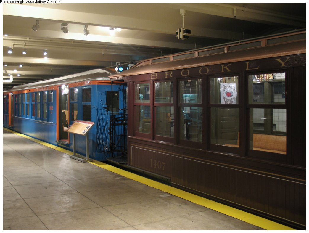 (129k, 1044x787)<br><b>Country:</b> United States<br><b>City:</b> New York<br><b>System:</b> New York City Transit<br><b>Location:</b> New York Transit Museum<br><b>Car:</b> BMT Q 1612C <br><b>Photo by:</b> Jeffrey Ornstein<br><b>Date:</b> 8/19/2005<br><b>Viewed (this week/total):</b> 0 / 2848