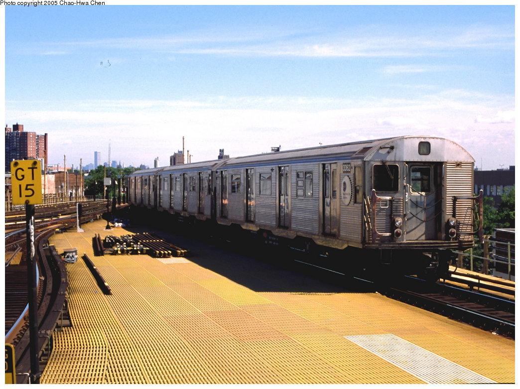 (198k, 1044x781)<br><b>Country:</b> United States<br><b>City:</b> New York<br><b>System:</b> New York City Transit<br><b>Location:</b> Coney Island/Stillwell Avenue<br><b>Route:</b> N<br><b>Car:</b> R-32 (Budd, 1964)  3362 <br><b>Photo by:</b> Chao-Hwa Chen<br><b>Date:</b> 7/3/2001<br><b>Viewed (this week/total):</b> 1 / 2793