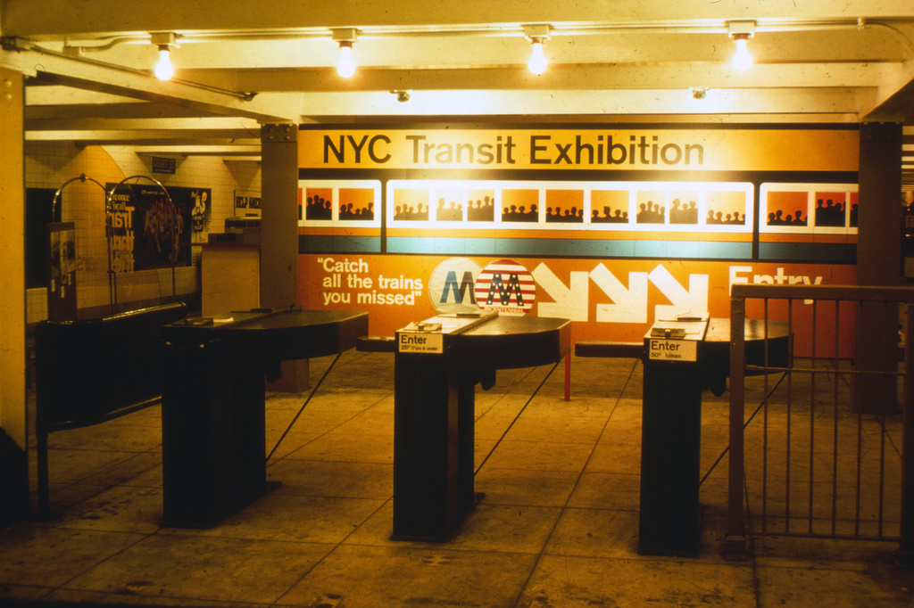 (408k, 1044x689)<br><b>Country:</b> United States<br><b>City:</b> New York<br><b>System:</b> New York City Transit<br><b>Location:</b> New York Transit Museum<br><b>Photo by:</b> Steve Zabel<br><b>Collection of:</b> David Pirmann<br><b>Date:</b> 1976<br><b>Viewed (this week/total):</b> 0 / 3025
