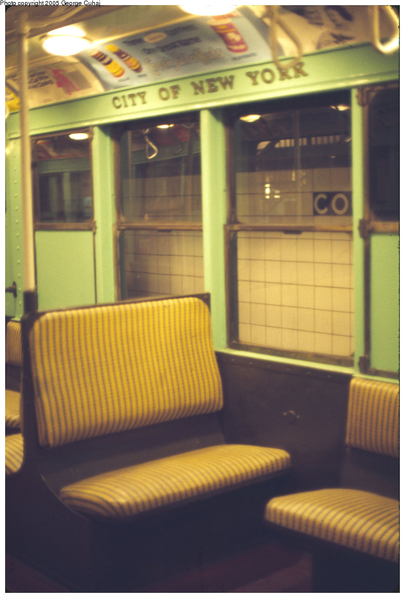 (188k, 790x1165)<br><b>Country:</b> United States<br><b>City:</b> New York<br><b>System:</b> New York City Transit<br><b>Location:</b> New York Transit Museum<br><b>Car:</b> R-4 (American Car & Foundry, 1932-1933) 484 <br><b>Photo by:</b> George Cuhaj<br><b>Date:</b> 7/2/1976<br><b>Viewed (this week/total):</b> 4 / 2180