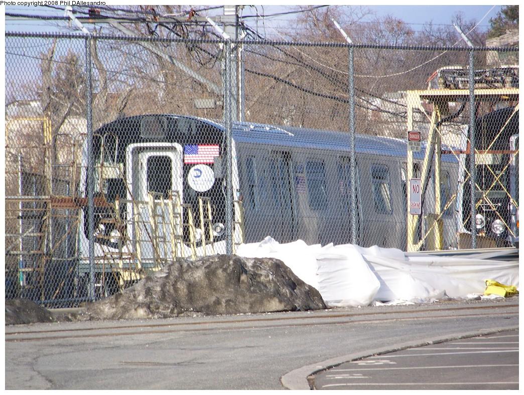 (351k, 1044x788)<br><b>Country:</b> United States<br><b>City:</b> New York<br><b>System:</b> New York City Transit<br><b>Location:</b> Kawasaki Plant, Yonkers, NY<br><b>Car:</b> R-160B (Kawasaki, 2005-2008)  8937 <br><b>Photo by:</b> Philip D'Allesandro<br><b>Date:</b> 12/31/2007<br><b>Viewed (this week/total):</b> 1 / 2841