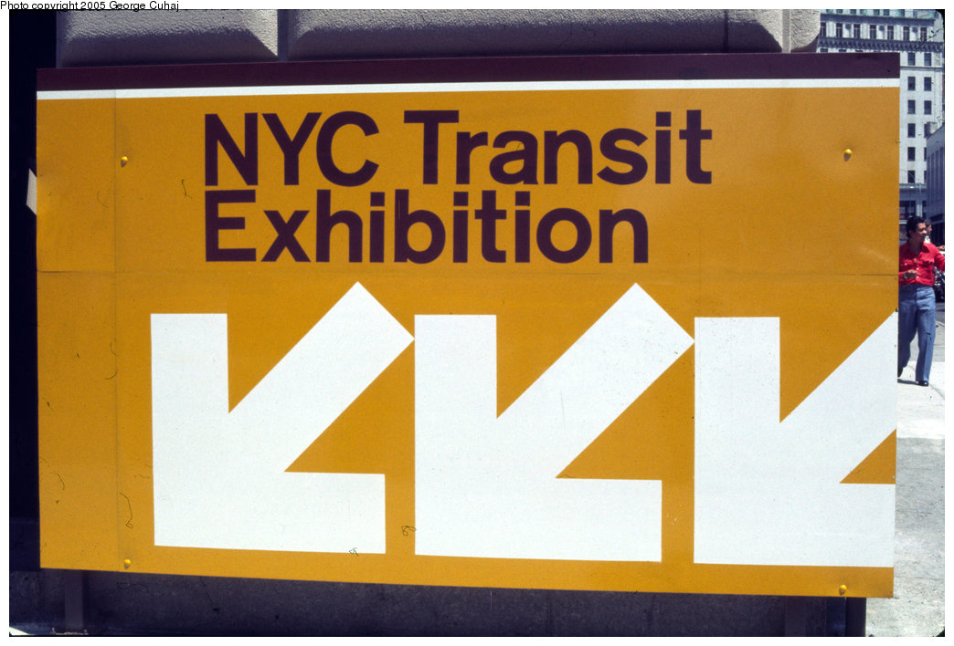 (180k, 1044x708)<br><b>Country:</b> United States<br><b>City:</b> New York<br><b>System:</b> New York City Transit<br><b>Location:</b> New York Transit Museum<br><b>Photo by:</b> George Cuhaj<br><b>Date:</b> 7/2/1976<br><b>Viewed (this week/total):</b> 3 / 3535