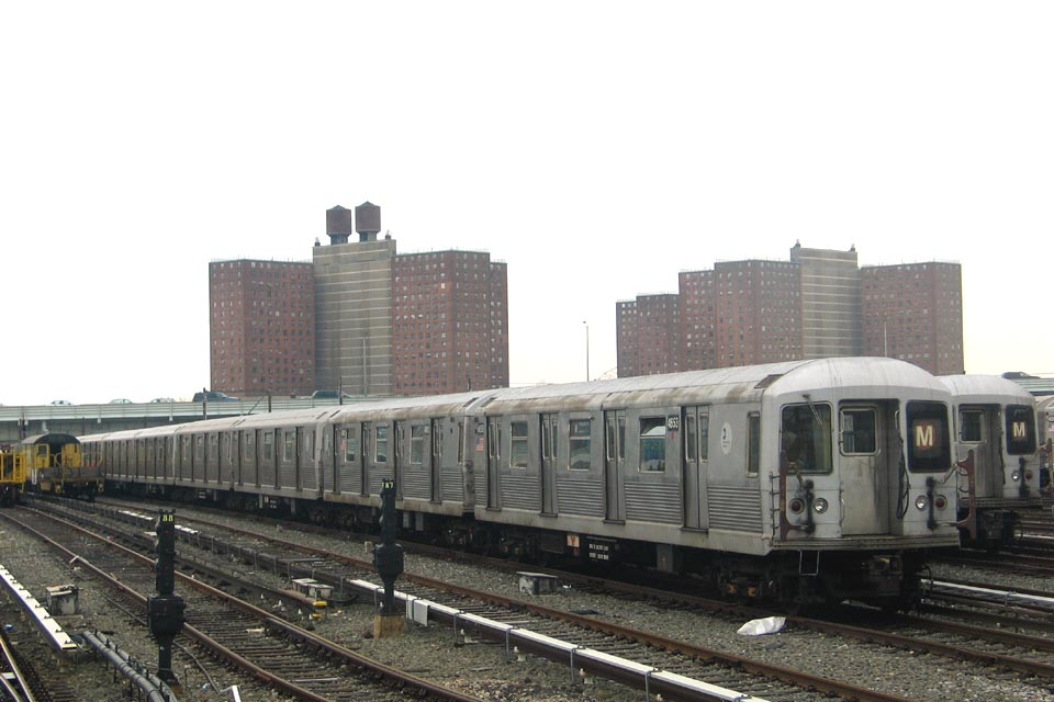 (97k, 960x640)<br><b>Country:</b> United States<br><b>City:</b> New York<br><b>System:</b> New York City Transit<br><b>Location:</b> Coney Island Yard<br><b>Car:</b> R-42 (St. Louis, 1969-1970)  4653 <br><b>Photo by:</b> Michael Pompili<br><b>Date:</b> 4/3/2004<br><b>Viewed (this week/total):</b> 0 / 2343