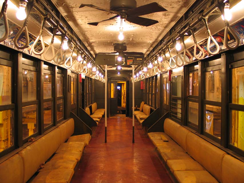 (118k, 853x640)<br><b>Country:</b> United States<br><b>City:</b> New York<br><b>System:</b> New York City Transit<br><b>Car:</b> Low-V (Museum Train) 5443 <br><b>Photo by:</b> Michael Pompili<br><b>Date:</b> 8/3/2004<br><b>Viewed (this week/total):</b> 3 / 1864