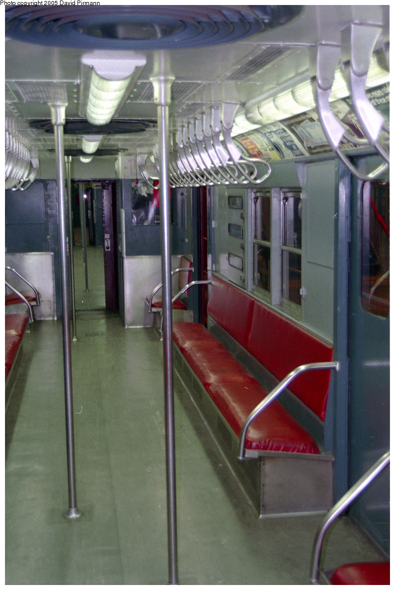 (217k, 790x1179)<br><b>Country:</b> United States<br><b>City:</b> New York<br><b>System:</b> New York City Transit<br><b>Location:</b> New York Transit Museum<br><b>Car:</b> R-17 (St. Louis, 1955-56) 6609 <br><b>Photo by:</b> David Pirmann<br><b>Date:</b> 10/1/1995<br><b>Viewed (this week/total):</b> 0 / 2268