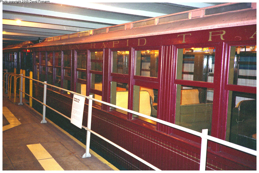 (268k, 1044x697)<br><b>Country:</b> United States<br><b>City:</b> New York<br><b>System:</b> New York City Transit<br><b>Location:</b> New York Transit Museum<br><b>Car:</b> BMT Elevated Gate Car 1407 <br><b>Photo by:</b> David Pirmann<br><b>Date:</b> 7/23/1995<br><b>Viewed (this week/total):</b> 2 / 2082