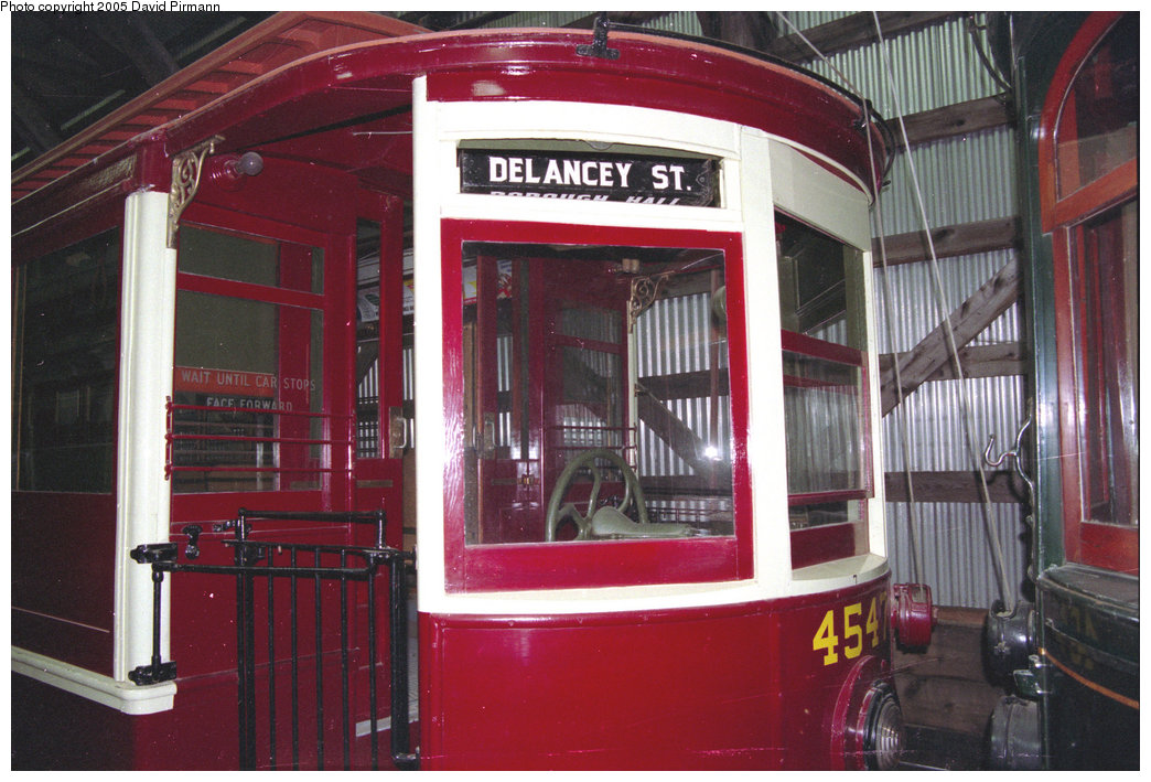 (208k, 1044x709)<br><b>Country:</b> United States<br><b>City:</b> Kennebunk, ME<br><b>System:</b> Seashore Trolley Museum <br><b>Car:</b> B&QT/BMT 4547 <br><b>Photo by:</b> David Pirmann<br><b>Date:</b> 5/25/1996<br><b>Viewed (this week/total):</b> 3 / 995