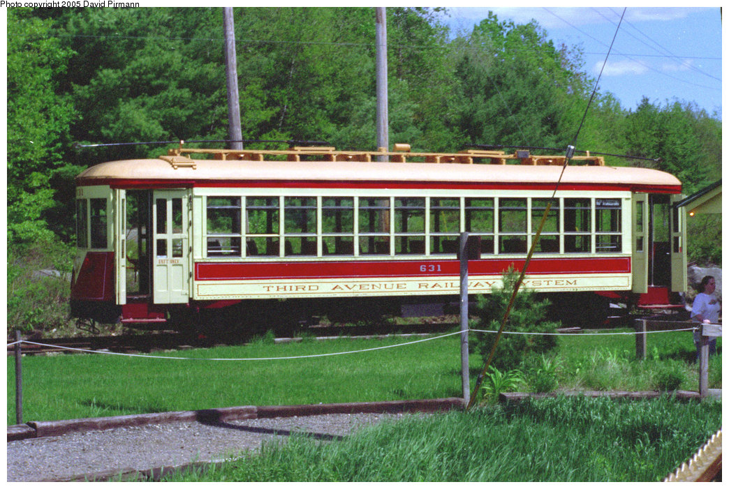 (286k, 1044x701)<br><b>Country:</b> United States<br><b>City:</b> Kennebunk, ME<br><b>System:</b> Seashore Trolley Museum <br><b>Car:</b> TARS 631 <br><b>Photo by:</b> David Pirmann<br><b>Date:</b> 5/25/1996<br><b>Viewed (this week/total):</b> 0 / 675