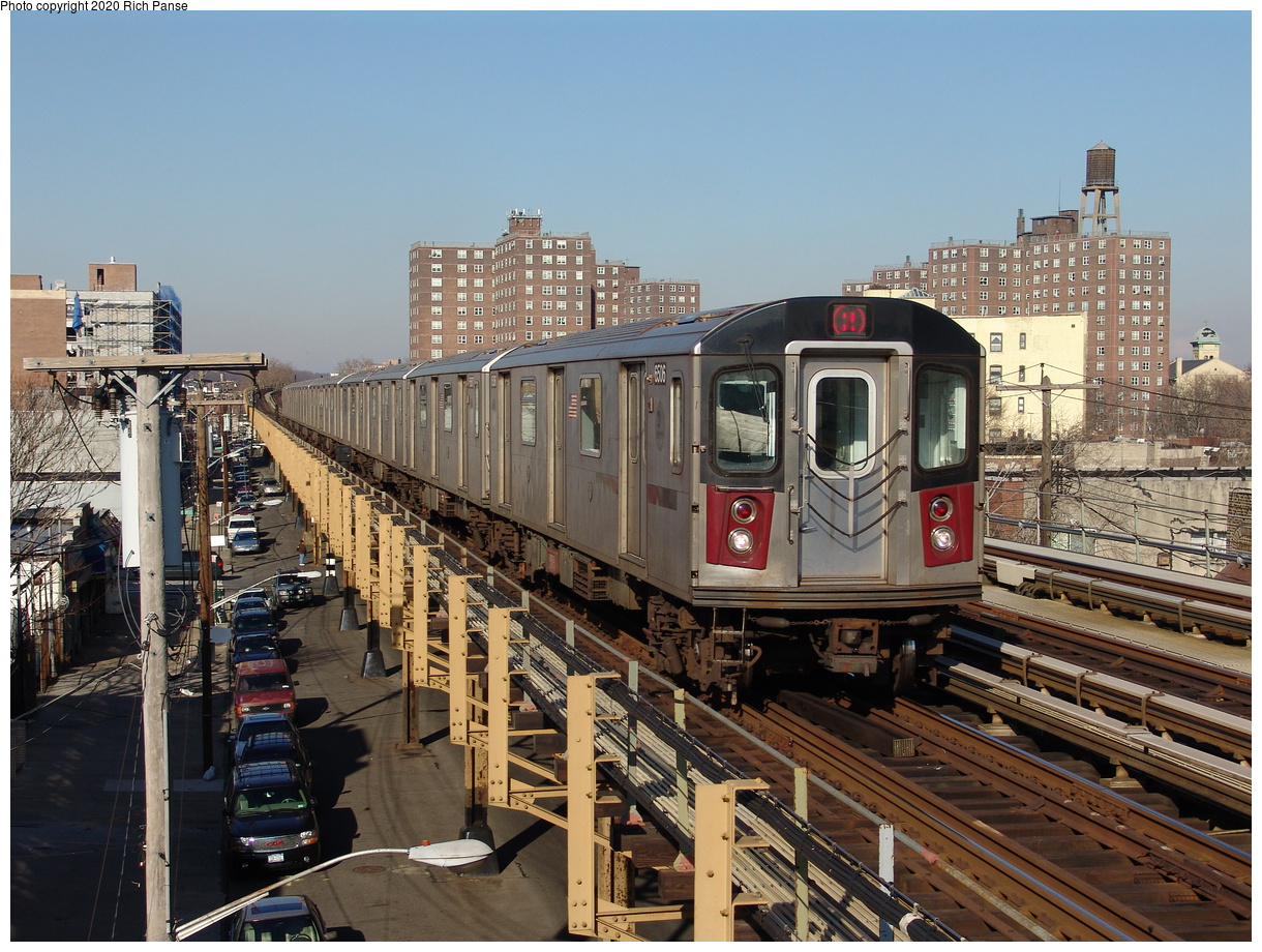 (286k, 1044x788)<br><b>Country:</b> United States<br><b>City:</b> New York<br><b>System:</b> New York City Transit<br><b>Line:</b> IRT White Plains Road Line<br><b>Location:</b> Burke Avenue <br><b>Route:</b> 2<br><b>Car:</b> R-142 (Primary Order, Bombardier, 1999-2002)  6506 <br><b>Photo by:</b> Richard Panse<br><b>Date:</b> 1/24/2006<br><b>Viewed (this week/total):</b> 1 / 3687