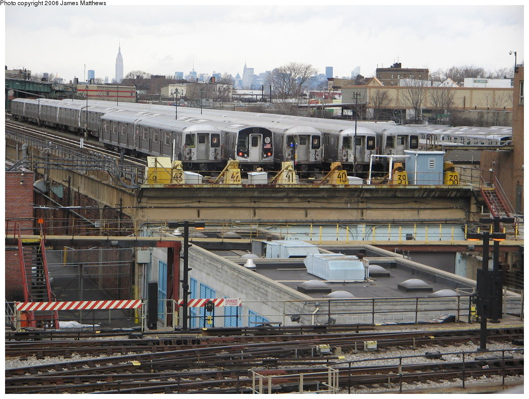 (230k, 1044x788)<br><b>Country:</b> United States<br><b>City:</b> New York<br><b>System:</b> New York City Transit<br><b>Location:</b> East New York Yard/Shops<br><b>Photo by:</b> James Matthews<br><b>Date:</b> 2/17/2006<br><b>Viewed (this week/total):</b> 0 / 3120