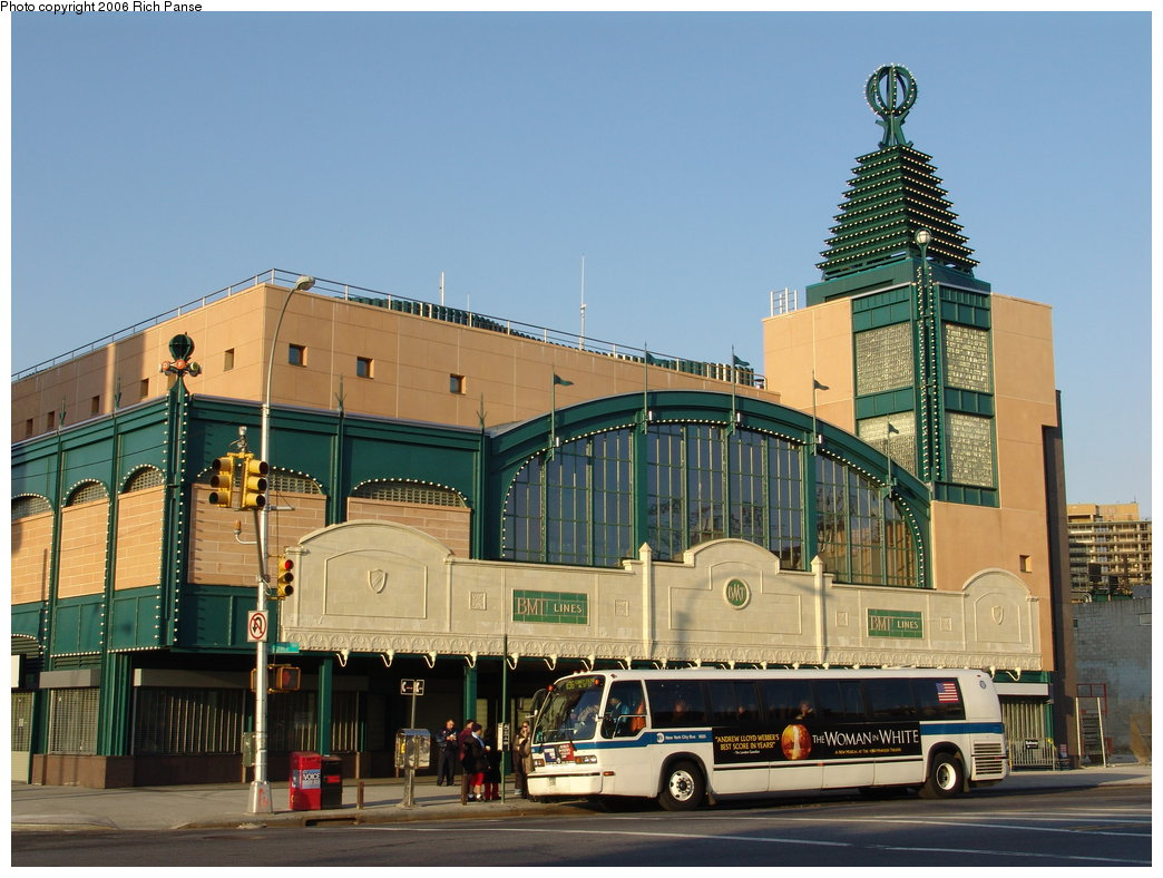 (190k, 1044x788)<br><b>Country:</b> United States<br><b>City:</b> New York<br><b>System:</b> New York City Transit<br><b>Location:</b> Coney Island/Stillwell Avenue<br><b>Photo by:</b> Richard Panse<br><b>Date:</b> 2/25/2006<br><b>Viewed (this week/total):</b> 0 / 2978