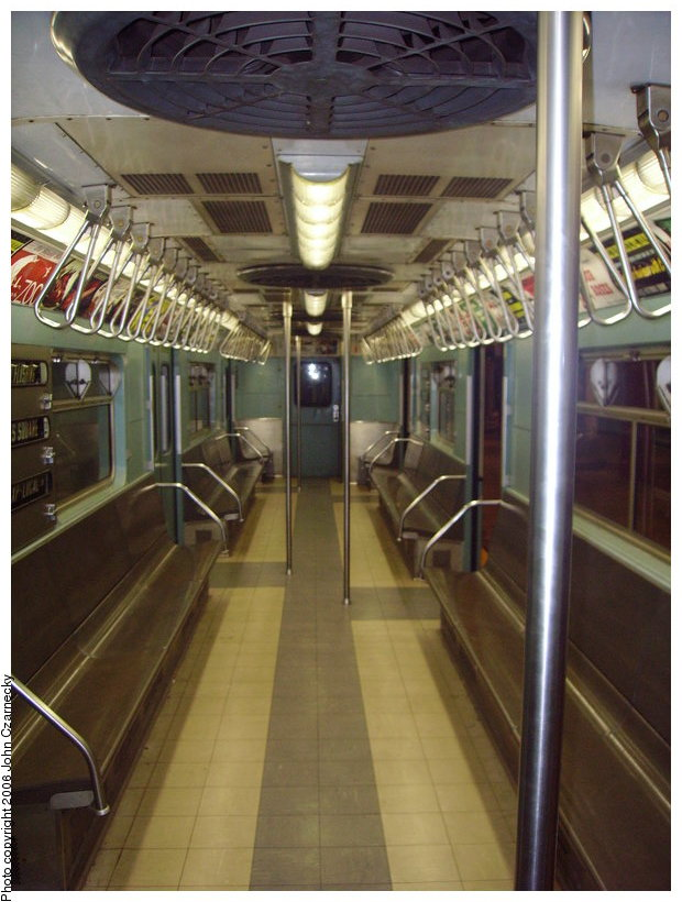 (125k, 620x820)<br><b>Country:</b> United States<br><b>City:</b> New York<br><b>System:</b> New York City Transit<br><b>Location:</b> New York Transit Museum<br><b>Car:</b> R-33 World's Fair (St. Louis, 1963-64) 9306 <br><b>Photo by:</b> John Czarnecky<br><b>Date:</b> 2/28/2006<br><b>Viewed (this week/total):</b> 1 / 2380