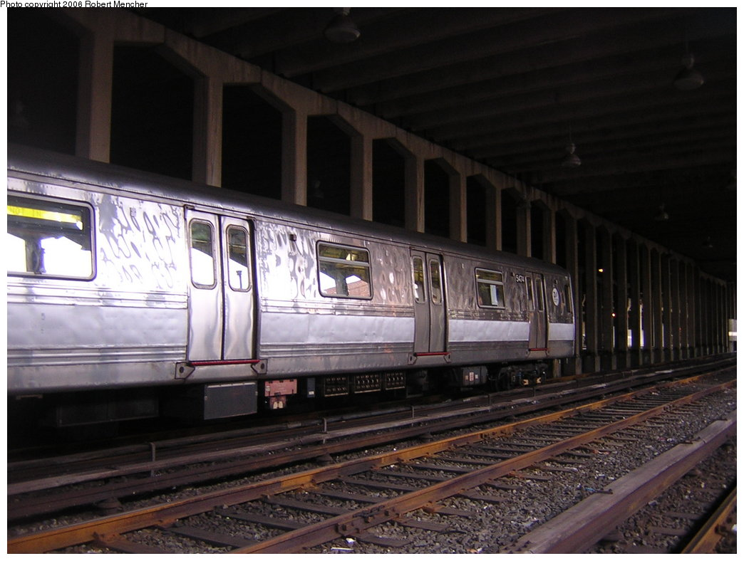 (184k, 1044x788)<br><b>Country:</b> United States<br><b>City:</b> New York<br><b>System:</b> New York City Transit<br><b>Location:</b> Pitkin Yard/Shops<br><b>Car:</b> R-44 (St. Louis, 1971-73) 5474 <br><b>Photo by:</b> Robert Mencher<br><b>Date:</b> 3/25/2006<br><b>Viewed (this week/total):</b> 2 / 3209