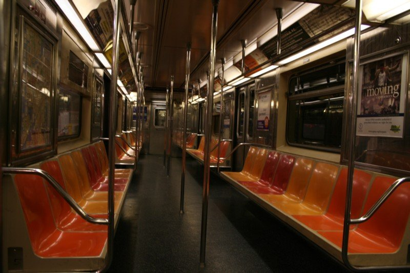 (85k, 800x533)<br><b>Country:</b> United States<br><b>City:</b> New York<br><b>System:</b> New York City Transit<br><b>Car:</b> R-62A (Bombardier, 1984-1987)  2295 <br><b>Photo by:</b> Neil Feldman<br><b>Date:</b> 3/24/2006<br><b>Viewed (this week/total):</b> 1 / 2402