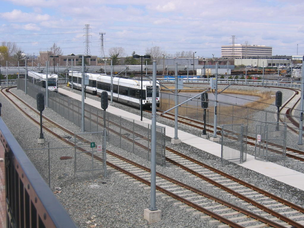 (169k, 1024x768)<br><b>Country:</b> United States<br><b>City:</b> North Bergen, NJ<br><b>System:</b> Hudson Bergen Light Rail<br><b>Location:</b> Tonnelle Avenue <br><b>Photo by:</b> Jeremy Whiteman<br><b>Date:</b> 4/4/2006<br><b>Viewed (this week/total):</b> 1 / 2486