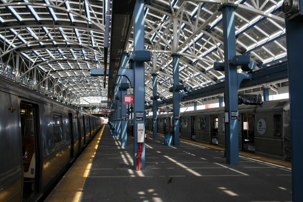 (230k, 1024x682)<br><b>Country:</b> United States<br><b>City:</b> New York<br><b>System:</b> New York City Transit<br><b>Location:</b> Coney Island/Stillwell Avenue<br><b>Photo by:</b> Todd Glickman<br><b>Date:</b> 4/16/2006<br><b>Viewed (this week/total):</b> 0 / 1283
