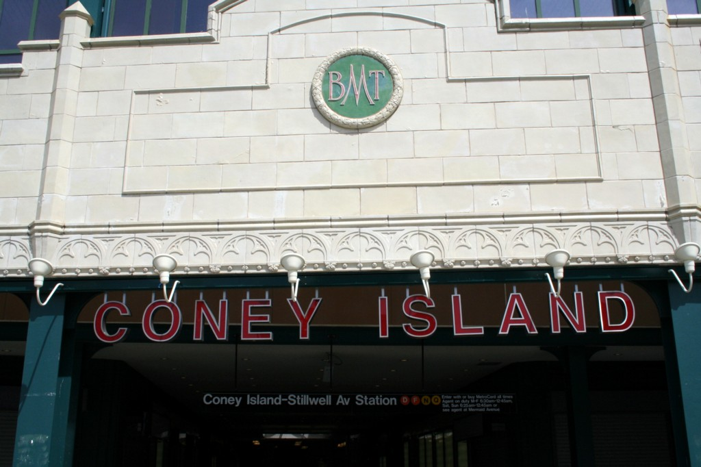 (148k, 1024x682)<br><b>Country:</b> United States<br><b>City:</b> New York<br><b>System:</b> New York City Transit<br><b>Location:</b> Coney Island/Stillwell Avenue<br><b>Photo by:</b> Todd Glickman<br><b>Date:</b> 4/16/2006<br><b>Viewed (this week/total):</b> 2 / 1363