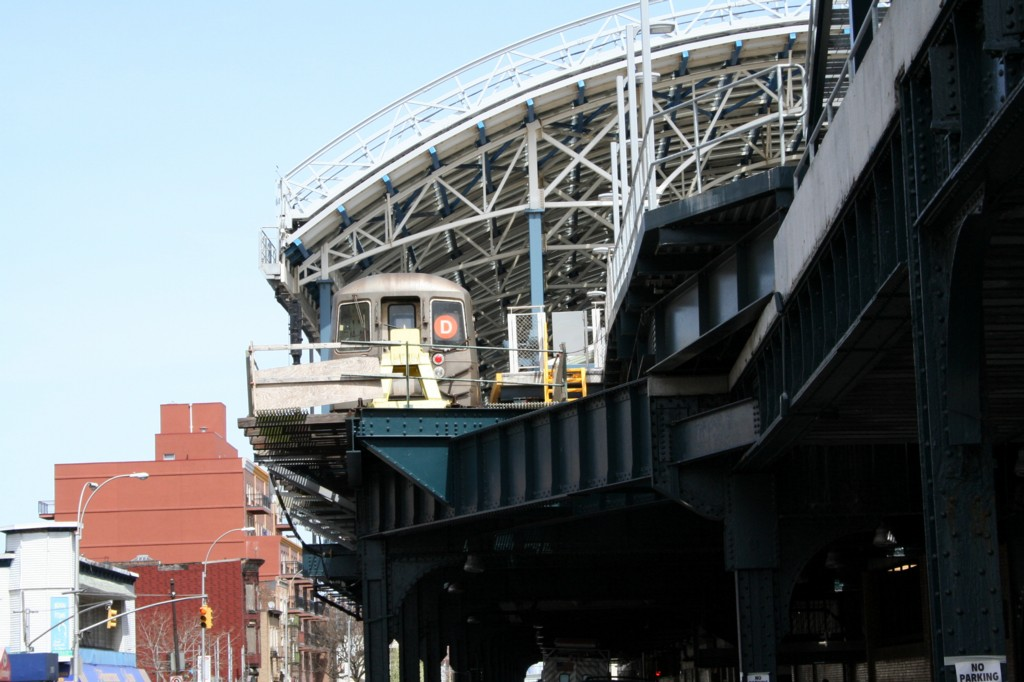 (171k, 1024x682)<br><b>Country:</b> United States<br><b>City:</b> New York<br><b>System:</b> New York City Transit<br><b>Location:</b> Coney Island/Stillwell Avenue<br><b>Photo by:</b> Todd Glickman<br><b>Date:</b> 4/16/2006<br><b>Viewed (this week/total):</b> 1 / 2015