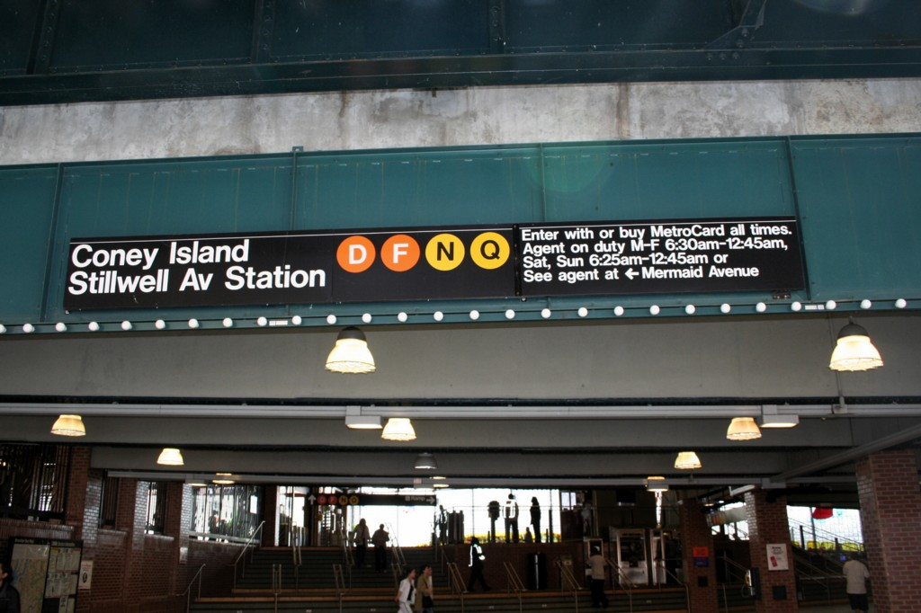 (169k, 1024x682)<br><b>Country:</b> United States<br><b>City:</b> New York<br><b>System:</b> New York City Transit<br><b>Location:</b> Coney Island/Stillwell Avenue<br><b>Photo by:</b> Todd Glickman<br><b>Date:</b> 4/16/2006<br><b>Viewed (this week/total):</b> 0 / 1761