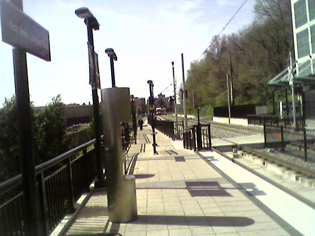 (44k, 640x480)<br><b>Country:</b> United States<br><b>City:</b> Hoboken, NJ<br><b>System:</b> Hudson Bergen Light Rail<br><b>Location:</b> 9th Street <br><b>Photo by:</b> Pablo Maneiro<br><b>Date:</b> 4/17/2006<br><b>Viewed (this week/total):</b> 0 / 1891