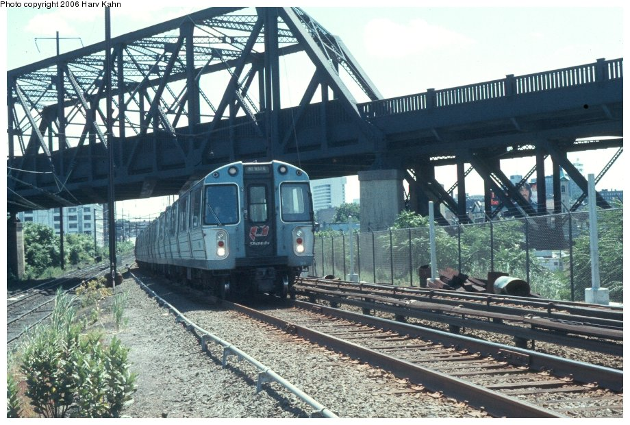 (166k, 920x620)<br><b>Country:</b> United States<br><b>City:</b> Kearny, NJ<br><b>System:</b> PATH<br><b>Location:</b> Kearny-Hack Bridge <br><b>Photo by:</b> Harv Kahn<br><b>Date:</b> 7/18/1976<br><b>Viewed (this week/total):</b> 0 / 3110