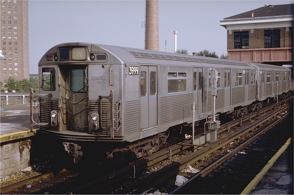 (243k, 1024x680)<br><b>Country:</b> United States<br><b>City:</b> New York<br><b>System:</b> New York City Transit<br><b>Location:</b> Coney Island/Stillwell Avenue<br><b>Route:</b> N<br><b>Car:</b> R-38 (St. Louis, 1966-1967)  3999 <br><b>Photo by:</b> Steve Zabel<br><b>Collection of:</b> Joe Testagrose<br><b>Date:</b> 7/1/1972<br><b>Viewed (this week/total):</b> 5 / 2987