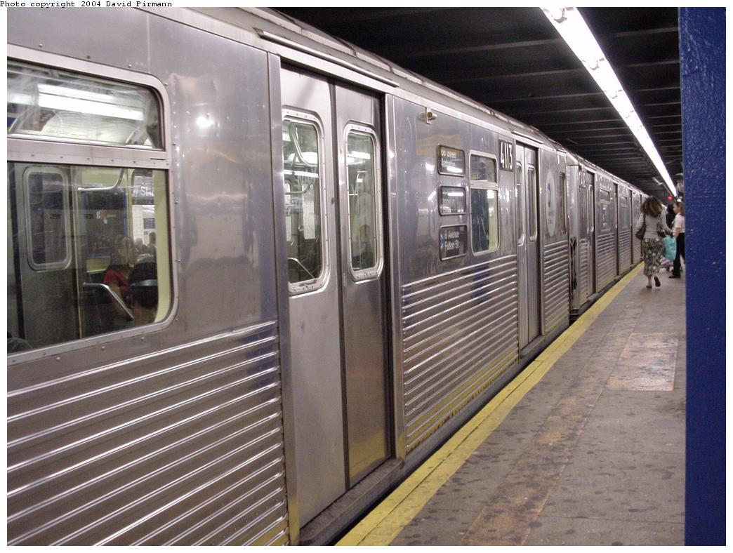 (138k, 1044x788)<br><b>Country:</b> United States<br><b>City:</b> New York<br><b>System:</b> New York City Transit<br><b>Line:</b> IND 8th Avenue Line<br><b>Location:</b> Jay St./Metrotech (Borough Hall) <br><b>Route:</b> C<br><b>Car:</b> R-38 (St. Louis, 1966-1967)  4113 <br><b>Photo by:</b> David Pirmann<br><b>Date:</b> 6/18/2000<br><b>Viewed (this week/total):</b> 1 / 4951