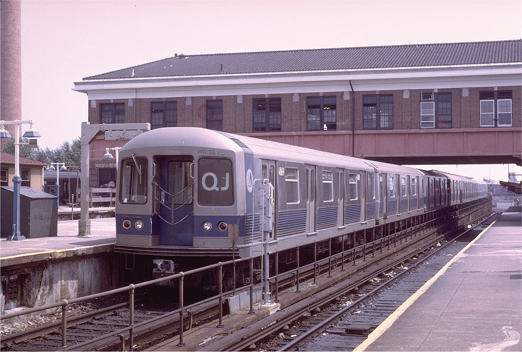 (248k, 1024x692)<br><b>Country:</b> United States<br><b>City:</b> New York<br><b>System:</b> New York City Transit<br><b>Location:</b> Coney Island/Stillwell Avenue<br><b>Route:</b> QJ<br><b>Car:</b> R-42 (St. Louis, 1969-1970)  4869 <br><b>Photo by:</b> Joe Testagrose<br><b>Date:</b> 6/27/1972<br><b>Viewed (this week/total):</b> 2 / 3407
