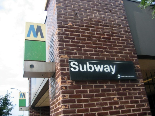 (134k, 640x480)<br><b>Country:</b> United States<br><b>City:</b> New York<br><b>System:</b> New York City Transit<br><b>Line:</b> IND Queens Boulevard Line<br><b>Location:</b> Jamaica/Van Wyck <br><b>Photo by:</b> Charles Ali<br><b>Date:</b> 6/23/2006<br><b>Notes:</b> Exterior of the Jamaica-Van Wyck station.<br><b>Viewed (this week/total):</b> 1 / 2492