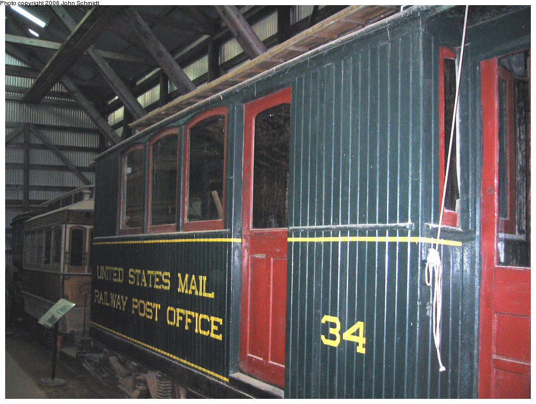 (263k, 1044x788)<br><b>Country:</b> United States<br><b>City:</b> Kennebunk, ME<br><b>System:</b> Seashore Trolley Museum <br><b>Car:</b> Union Street Railway 34 <br><b>Photo by:</b> John Schmidt<br><b>Date:</b> 8/18/2006<br><b>Viewed (this week/total):</b> 0 / 822