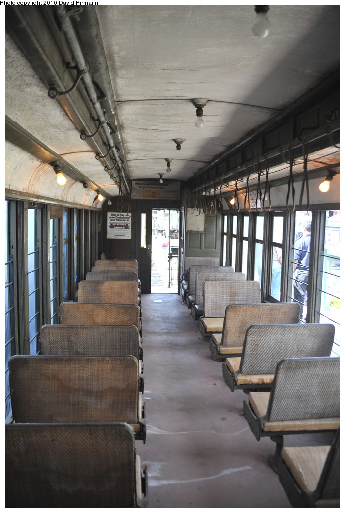 (250k, 701x1043)<br><b>Country:</b> United States<br><b>City:</b> East Haven/Branford, Ct.<br><b>System:</b> Shore Line Trolley Museum <br><b>Car:</b> BMT Elevated Gate Car 1349 <br><b>Photo by:</b> David Pirmann<br><b>Date:</b> 4/24/2010<br><b>Viewed (this week/total):</b> 5 / 1348