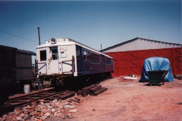 (43k, 640x426)<br><b>Country:</b> United States<br><b>City:</b> East Haven/Branford, Ct.<br><b>System:</b> Shore Line Trolley Museum <br><b>Car:</b> SIRT ME-1 (Motor) 388 <br><b>Collection of:</b> Vic Gordon<br><b>Viewed (this week/total):</b> 1 / 652