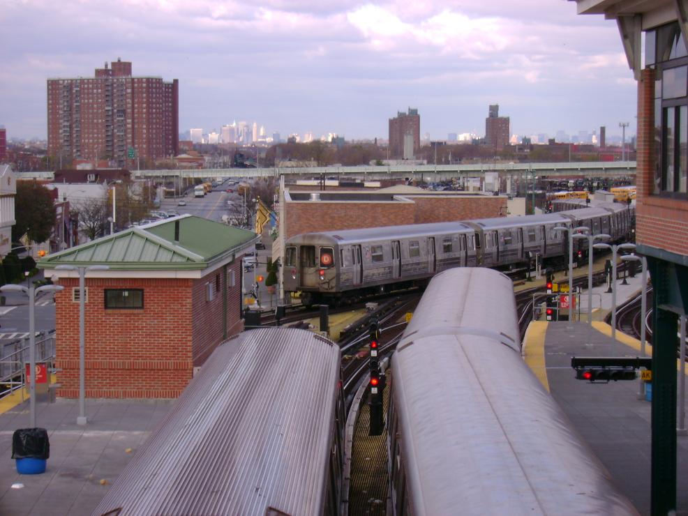 (126k, 986x740)<br><b>Country:</b> United States<br><b>City:</b> New York<br><b>System:</b> New York City Transit<br><b>Location:</b> Coney Island/Stillwell Avenue<br><b>Photo by:</b> Pablo Maneiro<br><b>Date:</b> 11/18/2006<br><b>Viewed (this week/total):</b> 2 / 1304