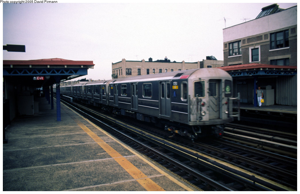 (167k, 1044x676)<br><b>Country:</b> United States<br><b>City:</b> New York<br><b>System:</b> New York City Transit<br><b>Line:</b> IRT Pelham Line<br><b>Location:</b> Elder Avenue <br><b>Route:</b> 6<br><b>Car:</b> R-62A (Bombardier, 1984-1987)  1751 <br><b>Photo by:</b> David Pirmann<br><b>Date:</b> 7/21/1999<br><b>Viewed (this week/total):</b> 6 / 3634