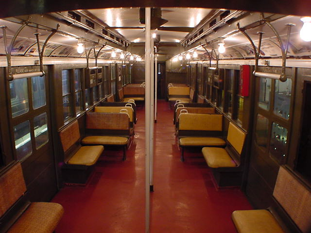 (59k, 640x480)<br><b>Country:</b> United States<br><b>City:</b> New York<br><b>System:</b> New York City Transit<br><b>Location:</b> Coney Island Shop/Overhaul & Repair Shop<br><b>Car:</b> BMT D-Type Triplex 6112 <br><b>Photo by:</b> Salaam Allah<br><b>Date:</b> 10/29/2000<br><b>Viewed (this week/total):</b> 9 / 14314