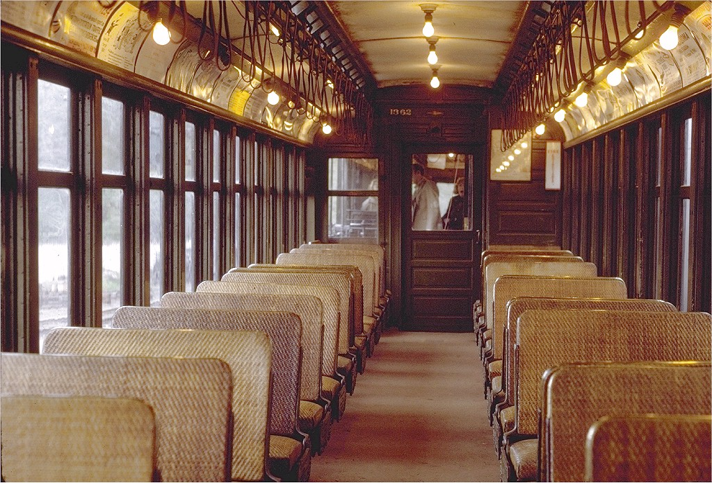 (300k, 1024x696)<br><b>Country:</b> United States<br><b>City:</b> East Haven/Branford, Ct.<br><b>System:</b> Shore Line Trolley Museum <br><b>Car:</b> BMT Elevated Gate Car 1362 <br><b>Photo by:</b> Joe Testagrose<br><b>Date:</b> 5/22/1971<br><b>Viewed (this week/total):</b> 22 / 20677