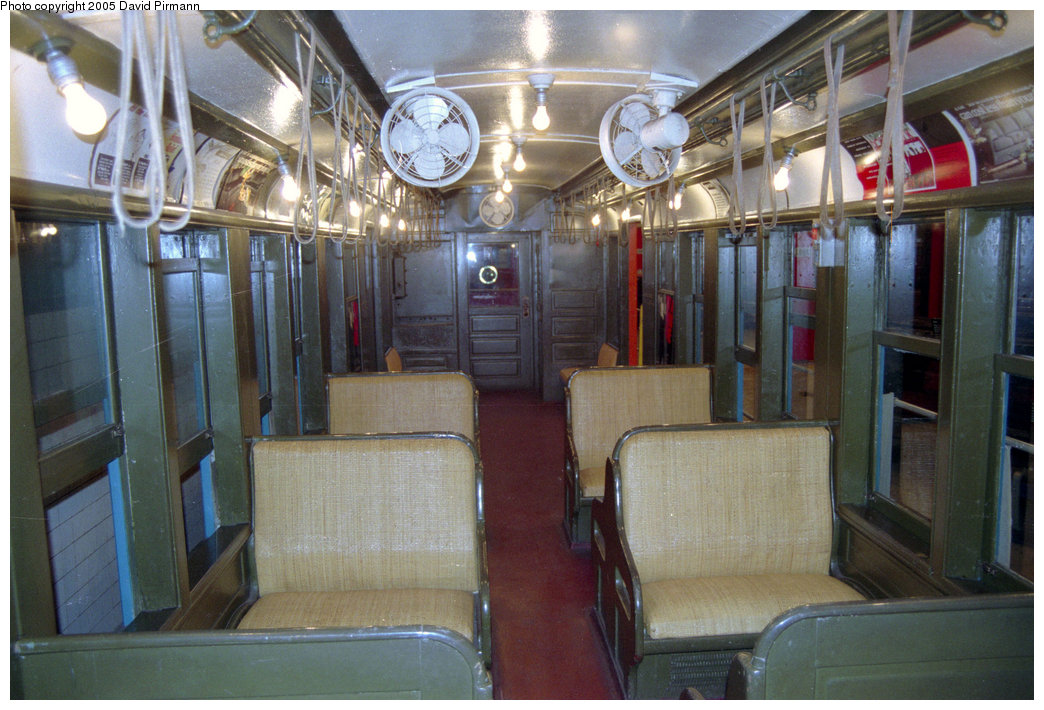 (212k, 1044x710)<br><b>Country:</b> United States<br><b>City:</b> New York<br><b>System:</b> New York City Transit<br><b>Location:</b> New York Transit Museum<br><b>Car:</b> BMT Q 1612C <br><b>Photo by:</b> David Pirmann<br><b>Date:</b> 10/1/1995<br><b>Viewed (this week/total):</b> 1 / 19874