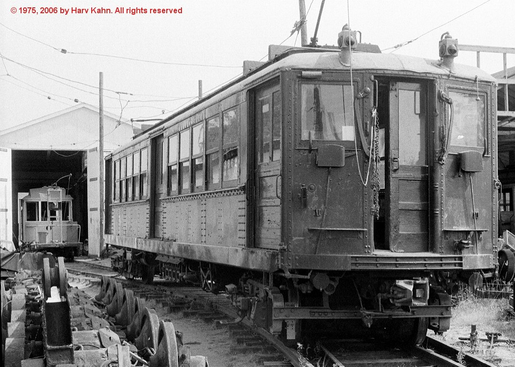(222k, 1050x748)<br><b>Country:</b> United States<br><b>City:</b> East Haven/Branford, Ct.<br><b>System:</b> Shore Line Trolley Museum <br><b>Car:</b> Hi-V 3662 <br><b>Photo by:</b> Harv Kahn<br><b>Date:</b> 7/19/1975<br><b>Viewed (this week/total):</b> 2 / 2491
